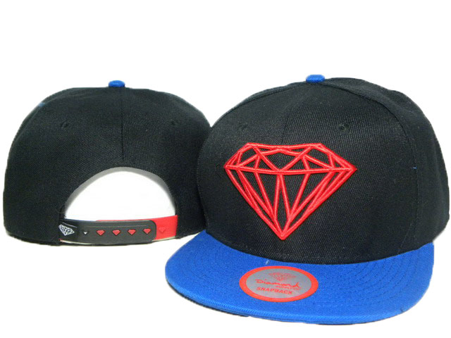 DIAMOND SUPRELY.CO Snapback Hat DD17